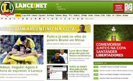 prensa brasileña resalta triunfo sobre los chilenos