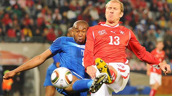Suiza 0 Honduras 0