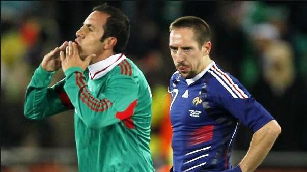 mexico 2 francia 0