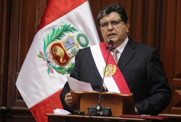 ALAN GARCIA PEREZ