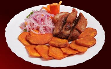 CHICHARRON PERUANO