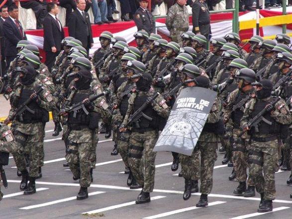 DESFILE MILITAR PERUANO 2010 (14)