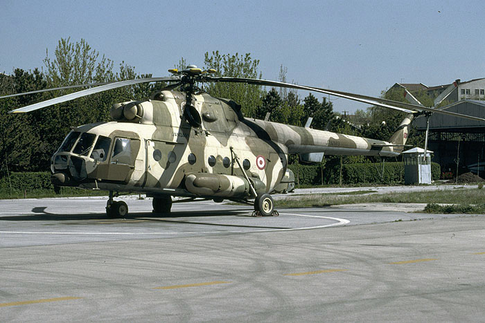 MI-17 PERU