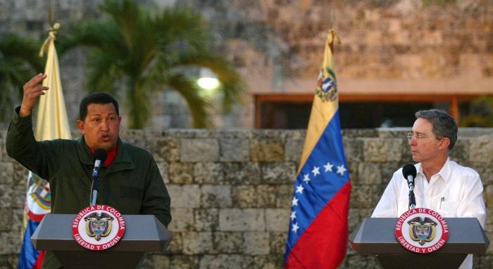 CRISIS VENEZUELA COLOMBIA