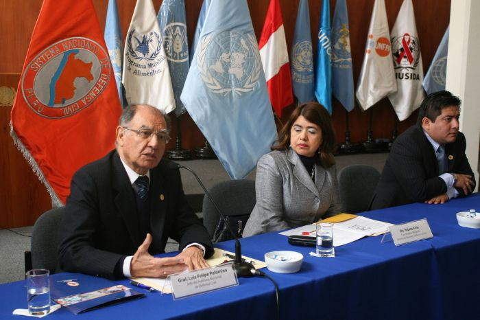 Perú es país líder en prevención ante sismos en Comunidad Andina, destacan