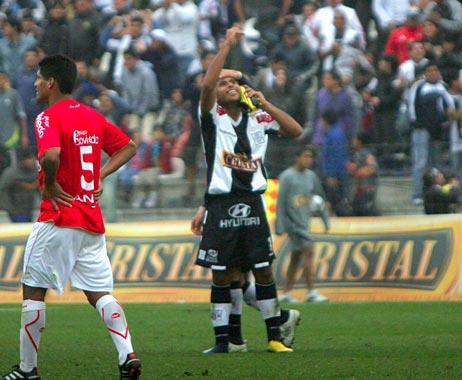 Alianza Lima 1 Juan Aurich 0