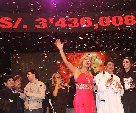 TELETON PERU 2010