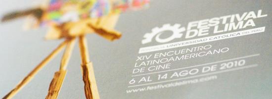 FESTIVAL DE CINE LIMA 2010