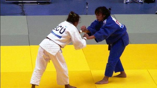 judoka peruana