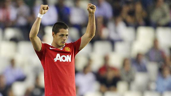 Valencia 0 Manchester United 1