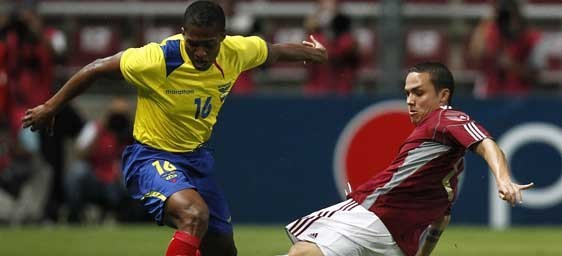 VENEZUELA 1 ECUADOR 0
