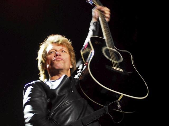 Bon Jovi en Lima RPP