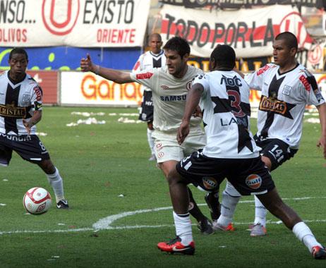 Universitario de Deportes 1 Alianza Lima 0