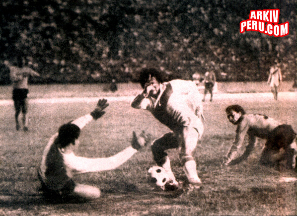 EL CHOLO SOTIL EN 1975