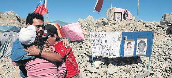 mineros chile