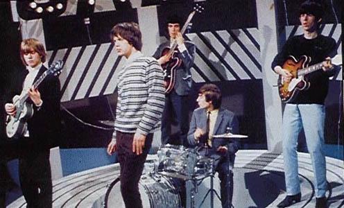 THE ROLLING STONES EN 1965