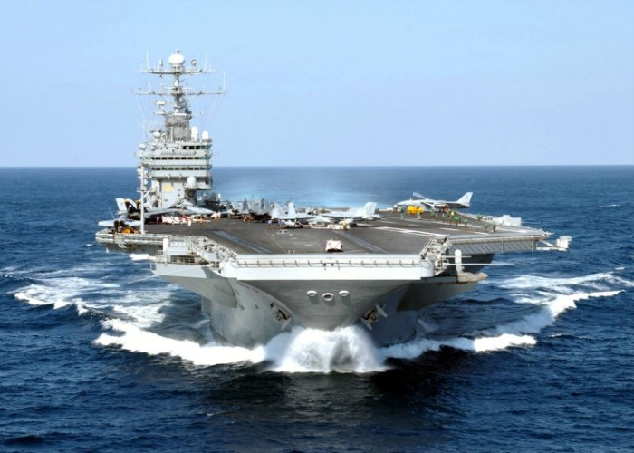 PORTAVIONES USS GEORGE WASHINGTON