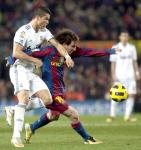 BARCELONA 5 - REAL MADRID 0 (10)