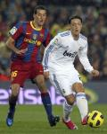 BARCELONA 5 - REAL MADRID 0 (20)