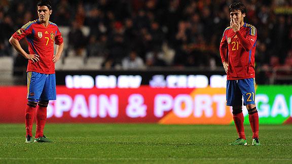 PORTUGAL 4 ESPAÑA 0