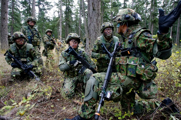 japon Jgsdf_22nd_inf-_official