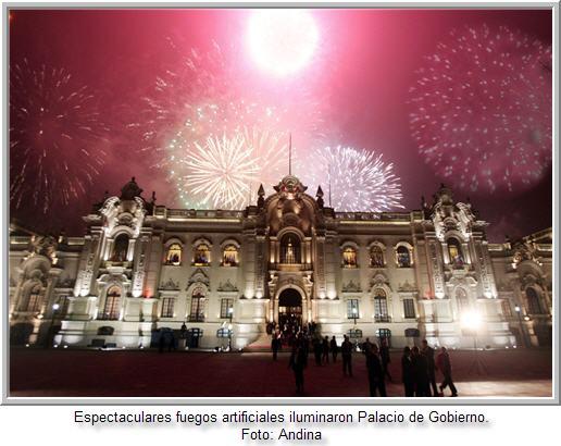 PALACIO DE GOBIERNO DEL PERU