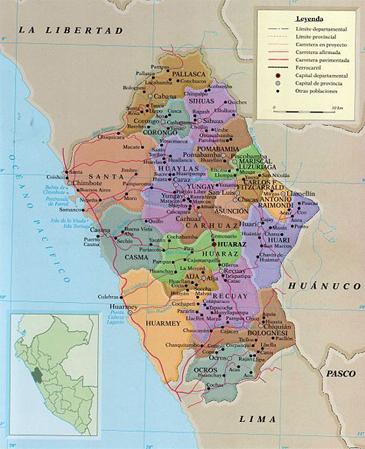 ANCASH - PERU