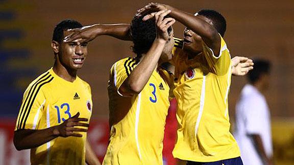 COLOMBIA 2 BOLIVIA 1