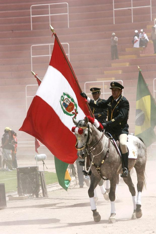 INAUGURACION SUB20 PERU 2011