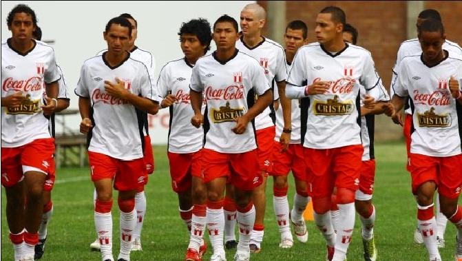 PERU SUB20 2011