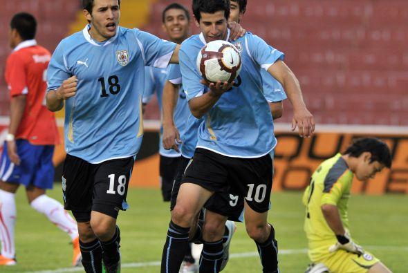 URUGUAY 4 CHILE 0 SUB20
