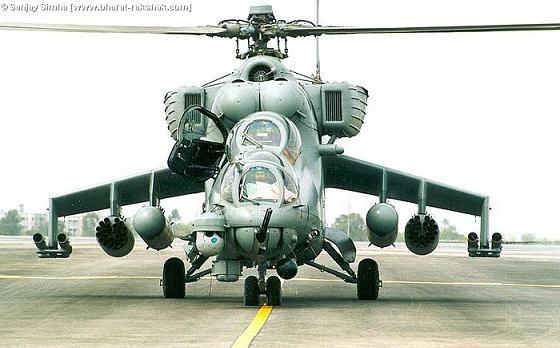 MI-35 PERU