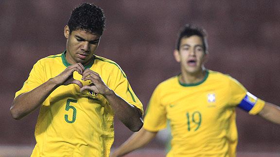 BRASIL 1 ECUADOR 0