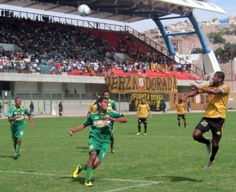COBRESOL 0 - SPORT HUANCAYO 0