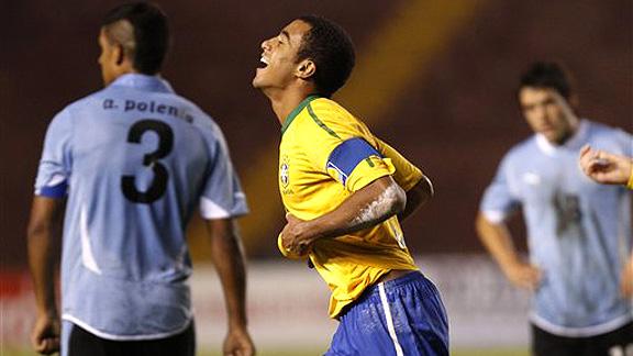 BRASIL 6 URUGUAY 0