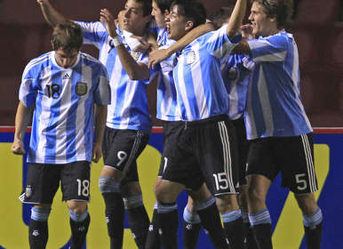 ARGENTINA 2 BRASIL 1