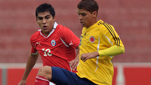 chile 3 colombia 1