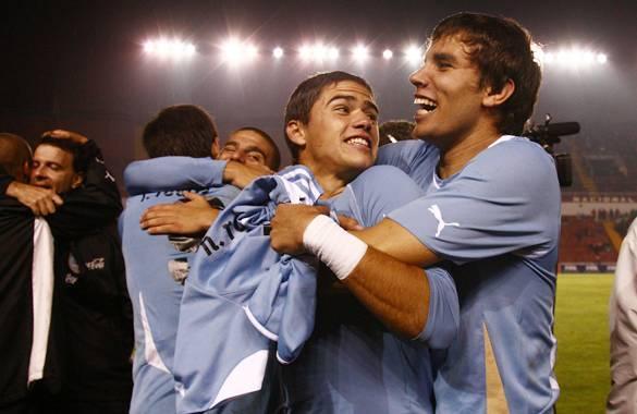 URUGUAY 1 - ARGENTINA 0