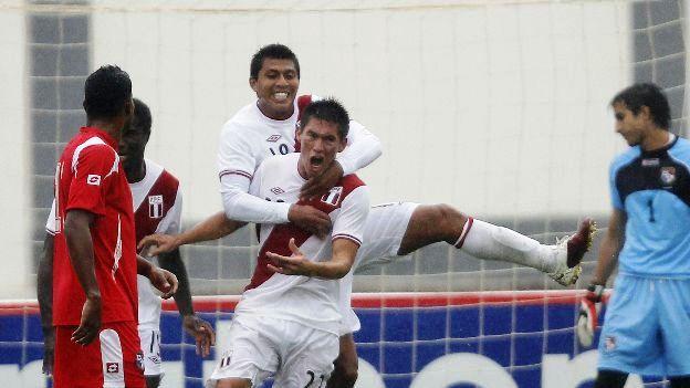 PERU 1 - PANAMA 0