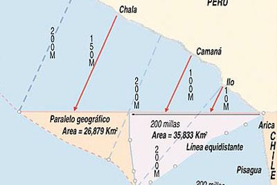 WIKILEAKS DIFERENDO MARITIMO PERU CHILE