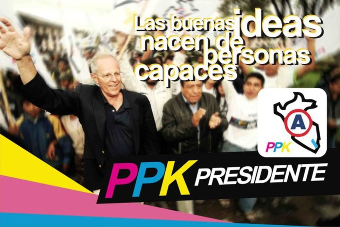 PPK PRESIDENTE