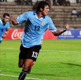 ARGENTINA 1 - URUGUAY 2