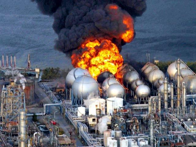 TERREMOTO EN JAPON 2011