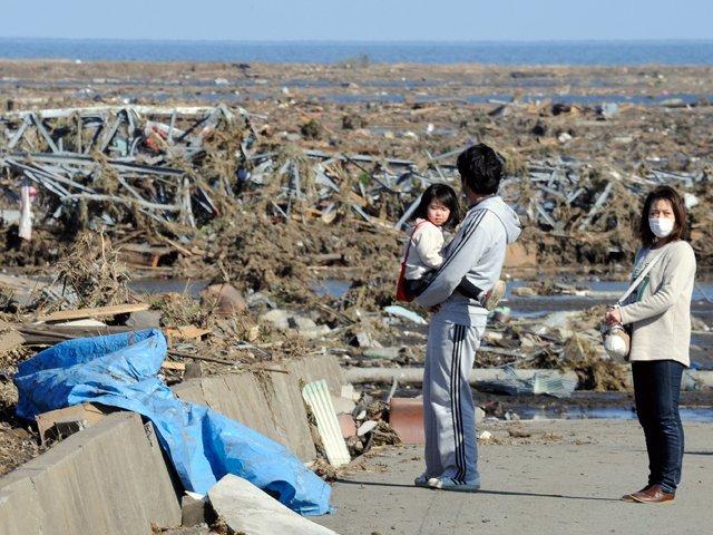 TERREMOTO EN JAPON 11 DE MARZO DE 2011
