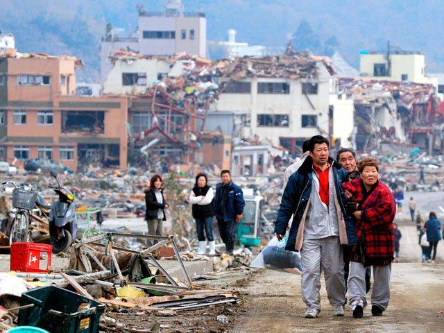 TERREMOTO EN JAPON 9.0