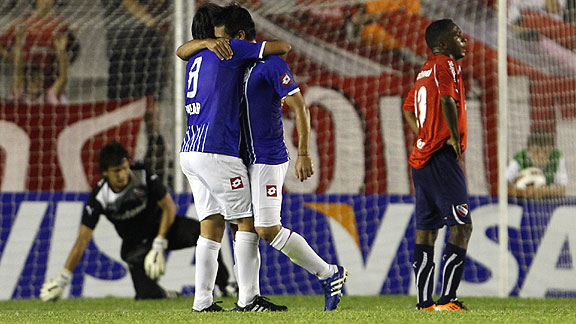 INDEPENDIENTE 1 - GODOY CRUZ 3