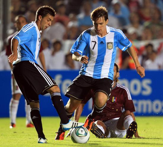 ARGENTINA 4 - VENEZUELA 1