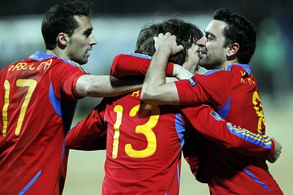 LITUANIA 1 - ESPAÑA 3