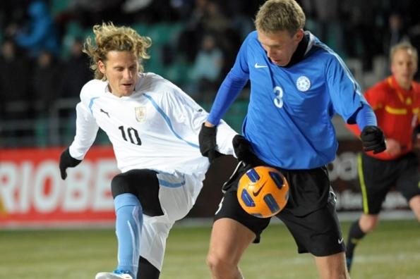 ESTONIA 2 - URUGUAY 0