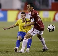 BRASIL 4 - VENEZUELA 3